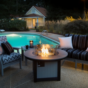Donoma Fire Pit from Bosman Home Front